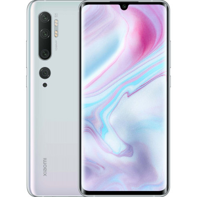 Xiaomi Mi Note 10 6/128Gb Glacier White EU