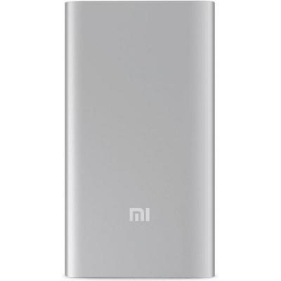 Power Bank Xiaomi Mi 2 5000mAh Silver (PLM10ZM / VXN4226CN)