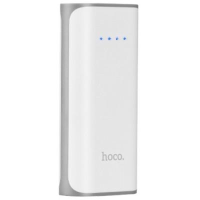 Внешний аккумулятор Hoco B21 5200mAh White