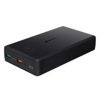 Портативный аккумулятор Aukey PB-Y7 30000mAh Black