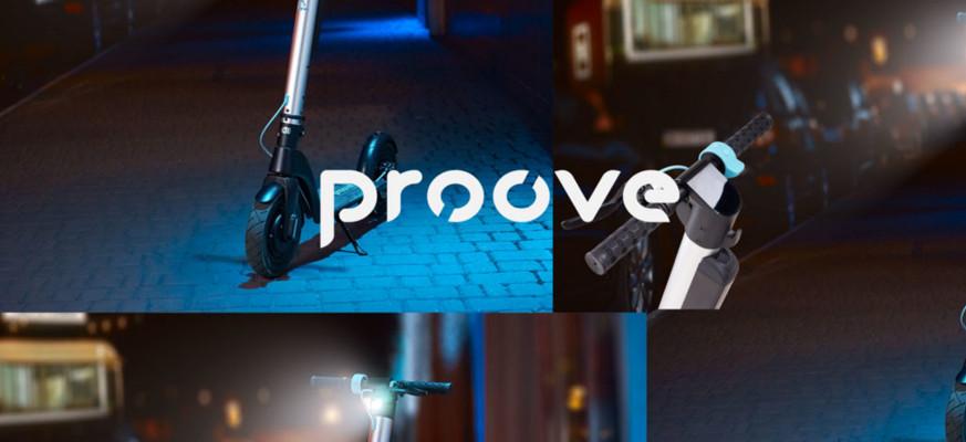 Электросамокат Proove Model X-City