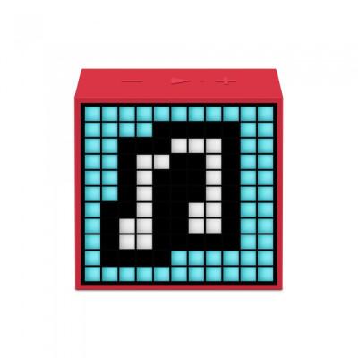 Акустика Divoom Timebox-mini Red