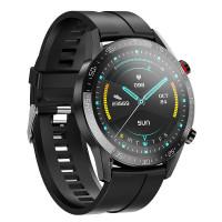 Смарт-часы HOCO Y2 (BT Call, Track, HeartRate, IP68) Black