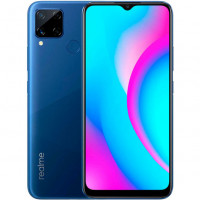 Realme C15 4/64Gb Marine Blue (EU)