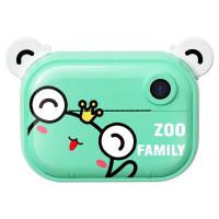 Детская фото-видео камера с моментальной печатью Zoo WiFi (ZY-C3 Pro)