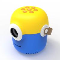 """Портативный мини проектор для детей Minion (Android, IOS, TF/USB, 24-60"""")"""