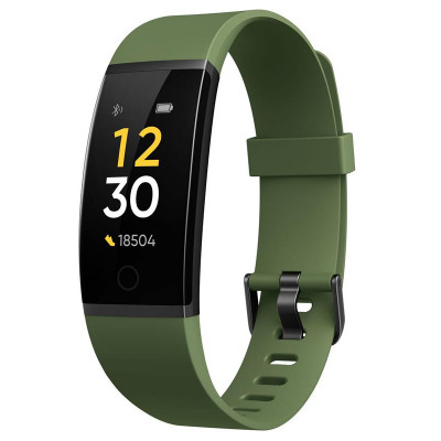Фитнес-браслет Realme Band Dark Green (RMA183-GRN)