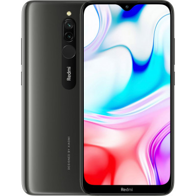 Xiaomi Redmi 8 3/32Gb Onyx Black EU