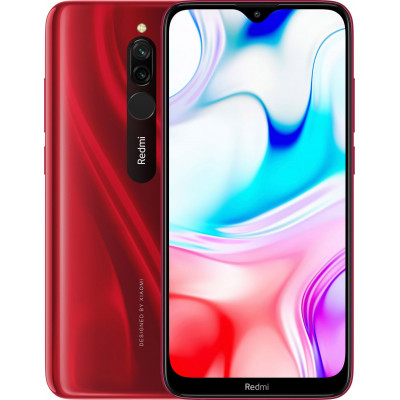 Xiaomi Redmi 8 3/32Gb Ruby Red EU