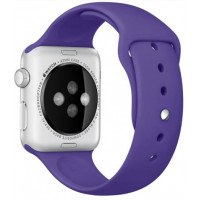 Ремешок для Apple Watch Silicone 38/40mm Violet