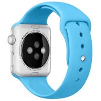 Ремешок для Apple Watch Silicone 38/40mm Blue