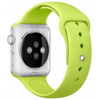 Ремешок для Apple Watch Silicone 38/40mm Green