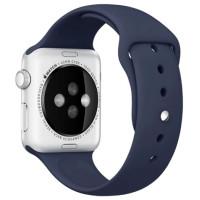 Ремешок для Apple Watch Silicone 38/40mm Midnight Blue