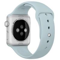 Ремешок для Apple Watch Silicone 42/44mm Turquoise