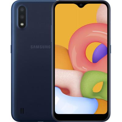 Samsung Galaxy A01 2/16GB Blue (UA UCRF) - (SM-A015FZKDSEK)