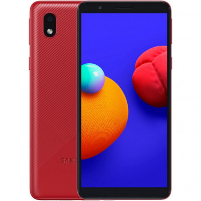 Samsung Galaxy A01 Core 1/16GB Red (UA UCRF) - (SM-A013FZRDSEK)
