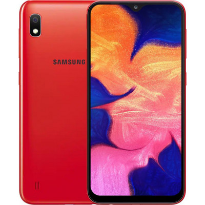 Samsung Galaxy A10 2/32GB Red (UA UCRF) - (SM-A105FZRG)