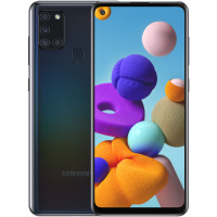Samsung Galaxy A21s 3/32GB Black (UA UCRF) - (SM-A217FZKNSEK)