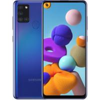 Samsung Galaxy A21s 4/64GB Blue (UA UCRF) - (SM-A217FZBOSEK)