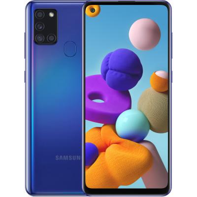 Samsung Galaxy A21s 3/32GB Blue (UA UCRF) - (SM-A217FZBNSEK)