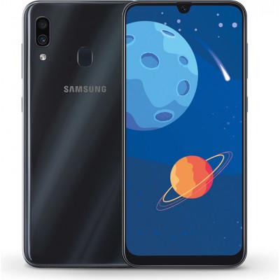 Samsung Galaxy A30 3/32Gb Black (UA UCRF) - (SM-A305FZKU)
