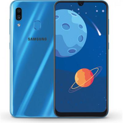 Samsung Galaxy A30 3/32Gb Blue (UA UCRF) - (SM-A305FZBU)