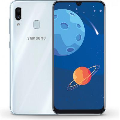 Samsung Galaxy A30 3/32Gb White (UA UCRF) - (SM-A305FZWU)