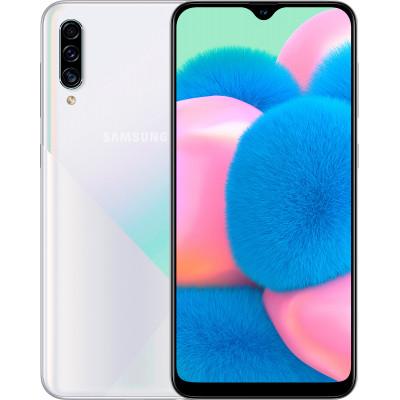 Samsung Galaxy A30s 3/32GB White (UA UCRF) - (SM-A307FZWU)