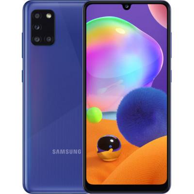 Samsung Galaxy A31 4/128Gb Blue (UA UCRF) - (SM-A315FZBVSEK)