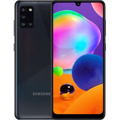 Samsung Galaxy A31 4/128Gb Black (UA UCRF) - (SM-A315FZKVSEK)