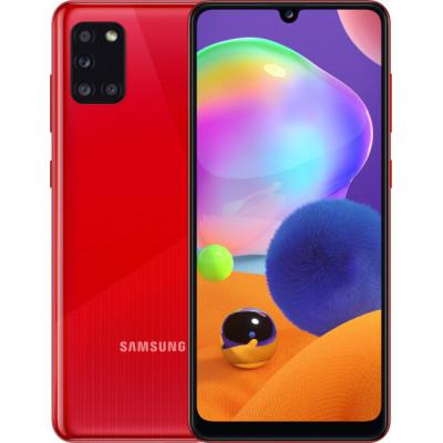 Samsung Galaxy A31 4/128Gb Red (UA UCRF) - (SM-A315FZRVSEK)