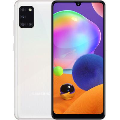 Samsung Galaxy A31 4/128Gb White (UA UCRF) - (SM-A315FZWVSEK)
