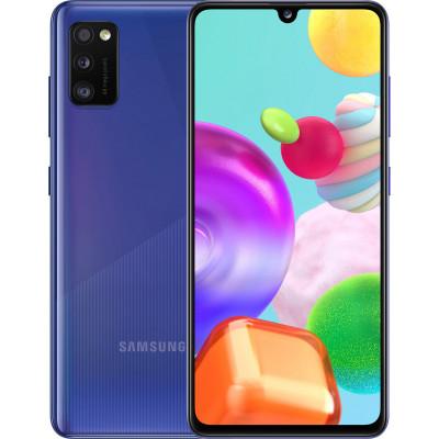 Samsung Galaxy A41 4/64GB Blue (UA UCRF) - (SM-A415FZBDSEK)