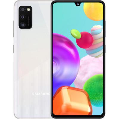 Samsung Galaxy A41 4/64GB White (UA UCRF) - (SM-A415FZWDSEK)