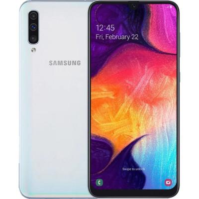 Samsung Galaxy A50 4/64Gb White (UA UCRF) - (SM-A505FZWQ)