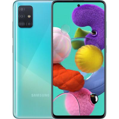 Samsung Galaxy A51 4/64Gb Blue (UA UCRF) - (SM-A515FZBUSEK)