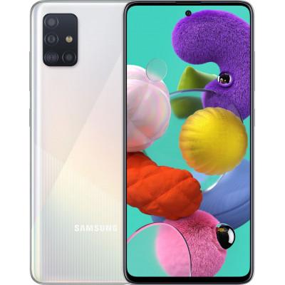 Samsung Galaxy A51 4/64Gb White (UA UCRF) - (SM-A515FZWUSEK)