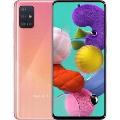 Samsung Galaxy A51 4/64Gb Red (UA UCRF) - (SM-A515FZBUSEK)