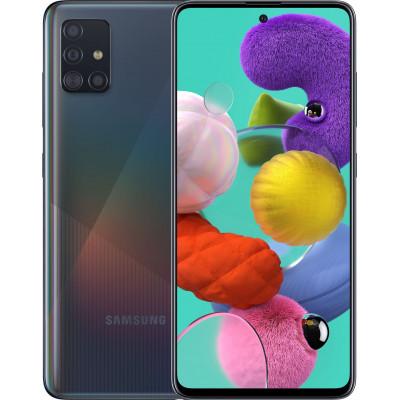 Samsung Galaxy A51 4/64Gb Black (UA UCRF) - (SM-A515FZKUSEK)