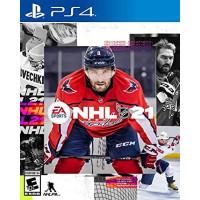 Игра NHL 21 PS4 (русская версия)