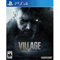 Игра Resident Evil Village PS4 (русская версия)