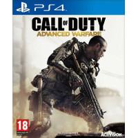 Игра Call of Duty: Advanced Warfare PS4 ( русская версия )