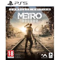 Metro Exodus Complete Edition PS5 (русская версия)