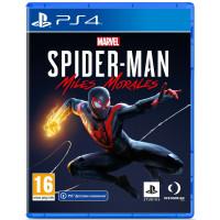Игра Spiderman: Miles Morales PS4 (русская версия)