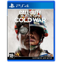 Call of Duty: Black Ops Cold War PS4 (русская версия)
