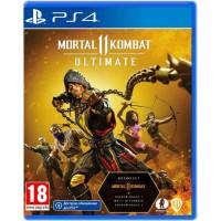 Игра Mortal Kombat 11 Ultimate PS4 (русская версия)