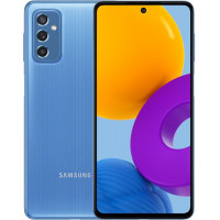 Samsung Galaxy M52 6/128Gb Icy Blue (UA UCRF) - (SM-M526BLBHSEK)