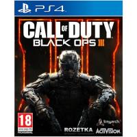 Игра Call of Duty: Black Ops 3 PS4 ( русская версия )