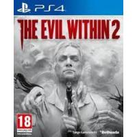 Игра The Evil Within 2 PS4 (русская версия)