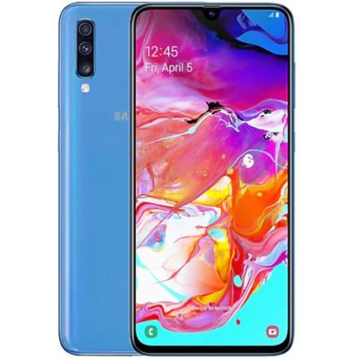 Samsung Galaxy A70 6/128Gb Blue (UA UCRF) - (SM-A705FZBU)